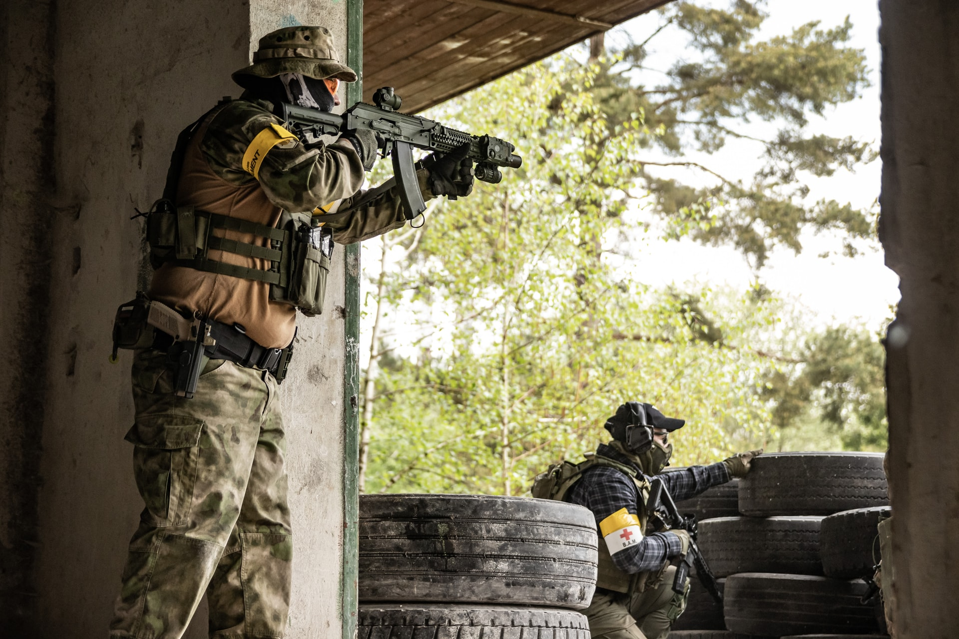Popular Equipment for Airsoft