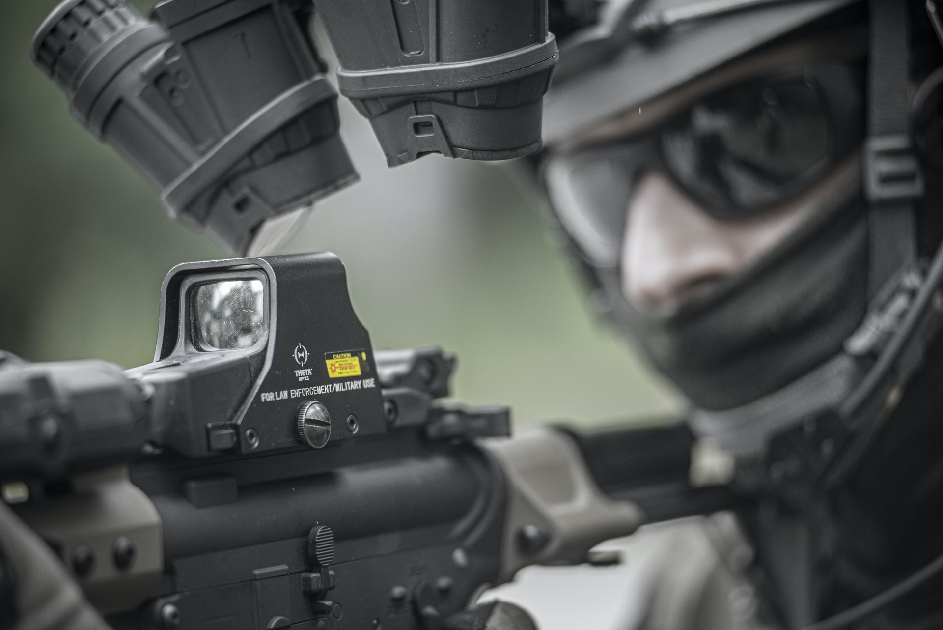 Additional Devices for Night Airsoft Games